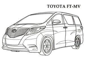 Тойота FT-MV