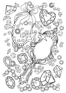 алмазы и украшения