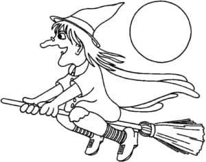 радостная ведьма