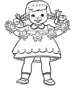 распечатать куклы