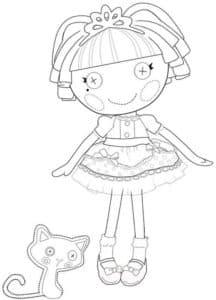 Лалалупси и котик