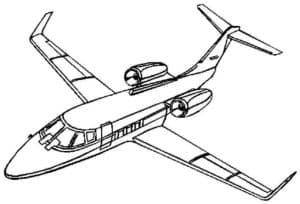 Шикарный самолет