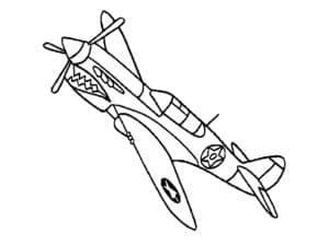 Самолет двухместный