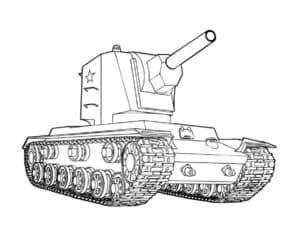 Маленький танк