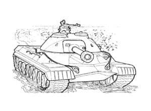 Военный танк