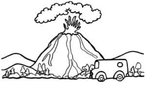 Вулкан и машина
