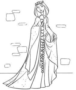 женщина принцесса