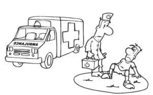 Доктор и больной