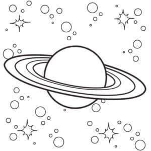 Картинка планета во вселенной