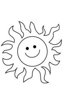 солнышко маленькое