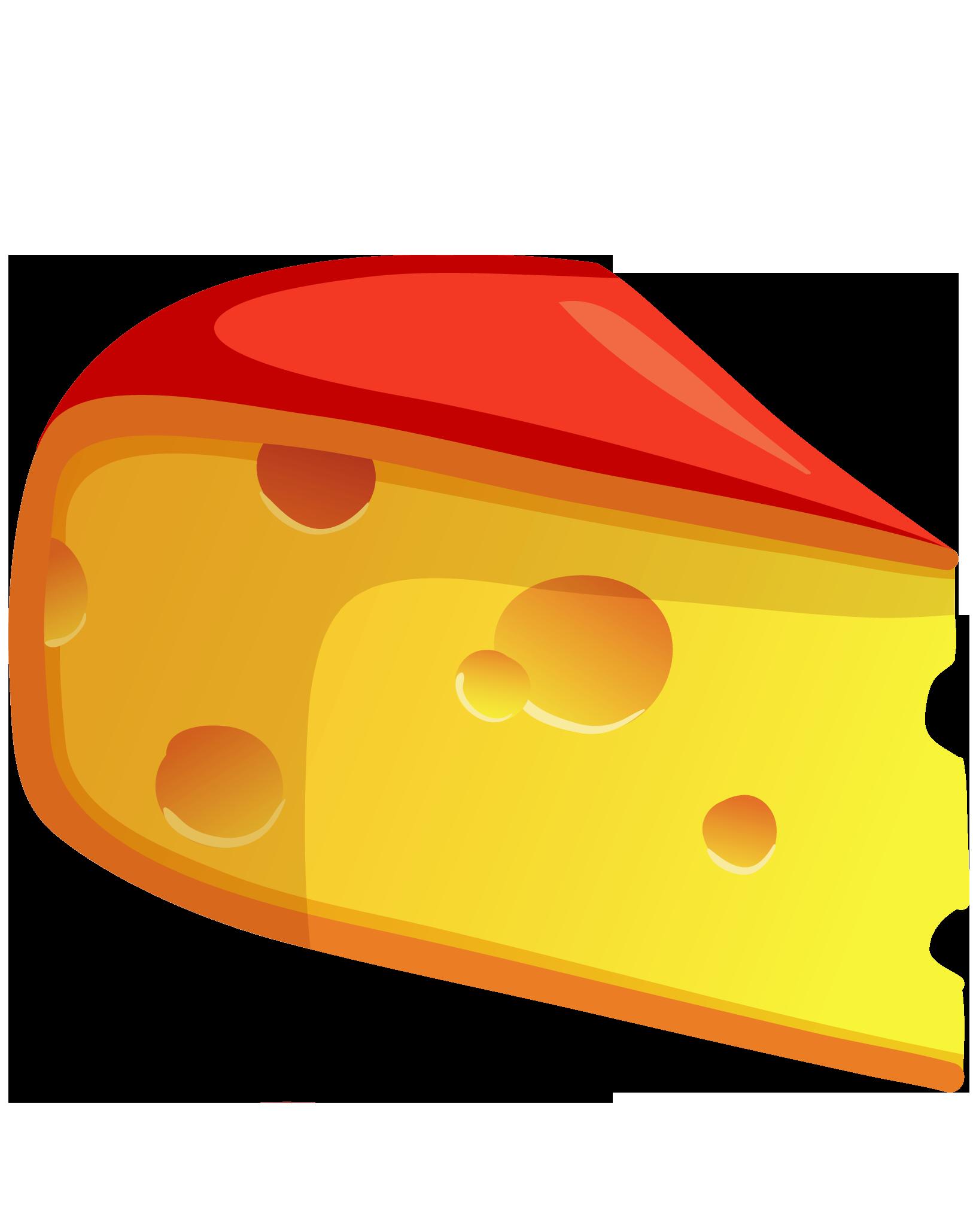 Раскраска Сыр