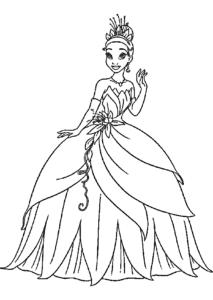 Тиана принцесса