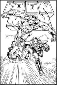 Железный человек, - культовый супергерой вселенной Марвел