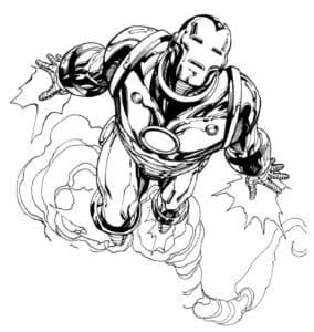 Благодаря своему состоянию и гениальному интеллекту, Тони Старк вёл беззаботную и неограниченную жизнь, пока не был похищен бандой Десять колец