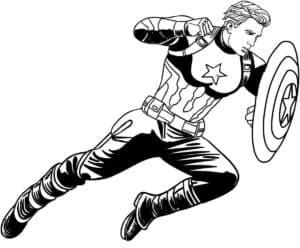 Сыворотка, подарившая Кэпу супер способности, имела и несколько негативных последствий. Она вызвала у него болезнь и парализовала его, но это не помешало Стиву Роджерсу продолжать бороться с плохими парнями.
