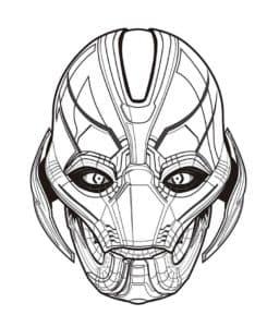 Альтрон – робот-суперзлодей