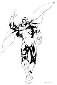 Вижен - стал членом команды Мстителей