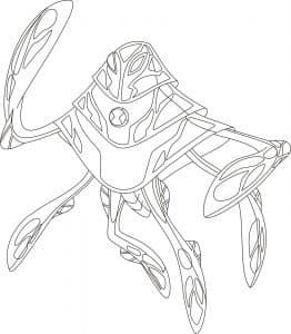Медуза робот