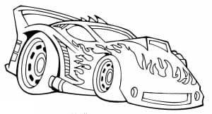 Спортивный автомобиль купе