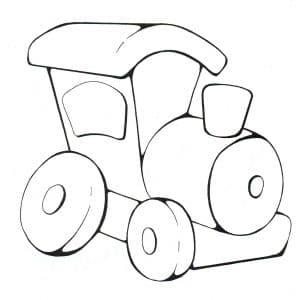 Маленький паровозик