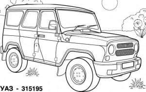 УАЗ - 315195