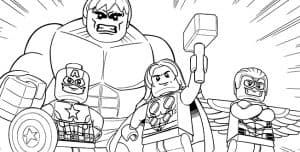 Халк Марвел и супергерои