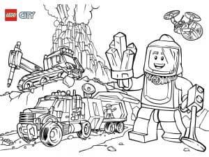 Стройка Лего сити