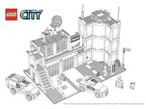 Участок Лего сити