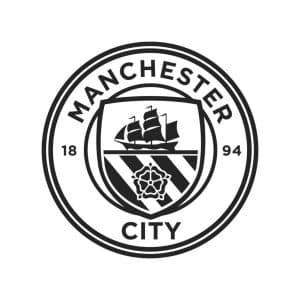 Манчестер сити раскраска