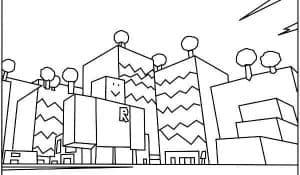 Здания Роблокс