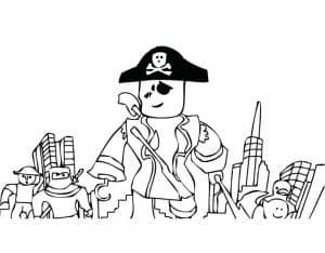 Пират Роблокс