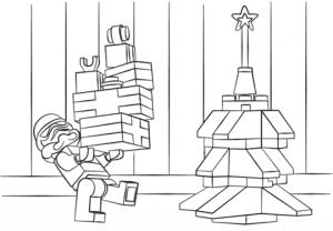 Лего Звездные воины новый год
