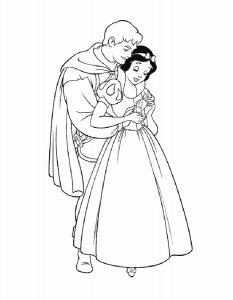 Принц Фердинанд и Белоснежка