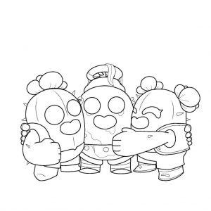 Спайк и его друзья