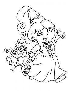 Принцесса Даша и башмачок