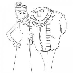 Грю и Люси