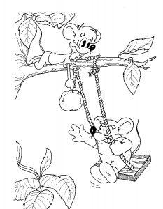 Мыши из Кот Леопольд
