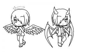 Ангелы анимэ