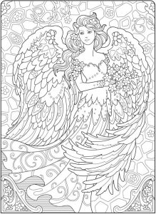 Антистресс ангел