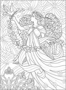 Богиня ангел