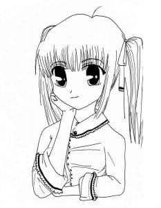 Милые аниме