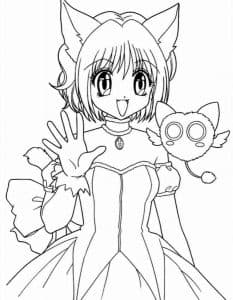 Няшка аниме