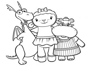 Стаффи, Лэмми и Хэлли