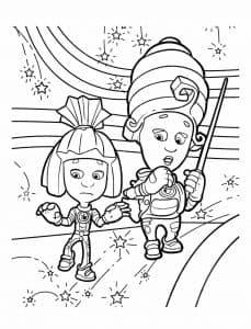 Симка и Мася