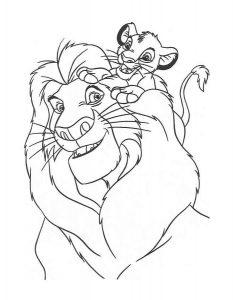 Муфаса и Симба