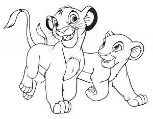 Симба и Нала