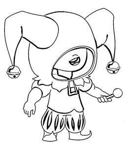 Леон клоун