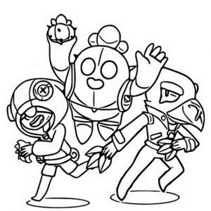 Леон и друзья