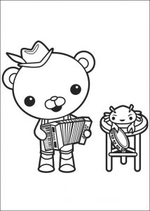 Белый медведь по имени Барнкл