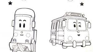 Автобус робокар
